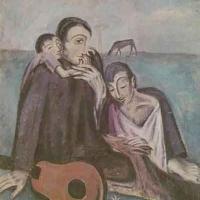 Domestic scene 1923
