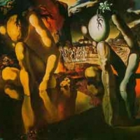 Metamorphosis of Narcissus 1937