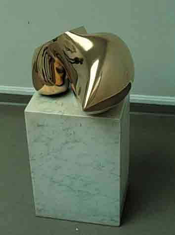 Coquile crystals by Jean Arp