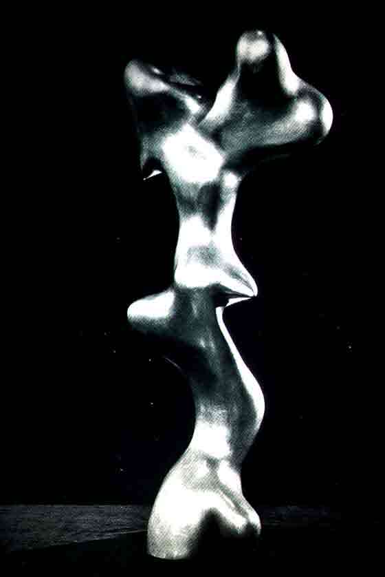 Growth by Jean Arp