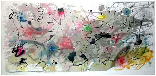 Graphisme by Jean Miro