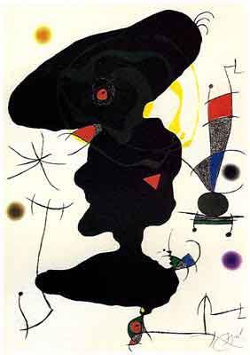 Oda a Joan Miro 1973 by Jean Miro
