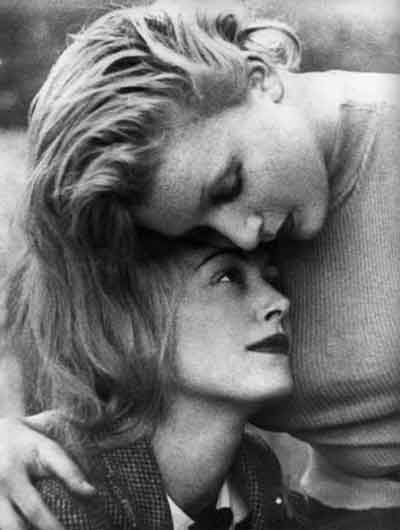 Nusch and Sonia Mosse by Man Ray