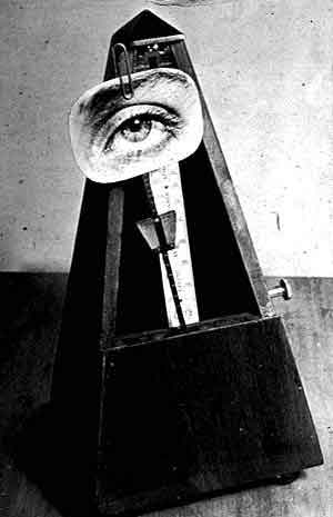 Object intended to be destroyed 1923 by Man Ray