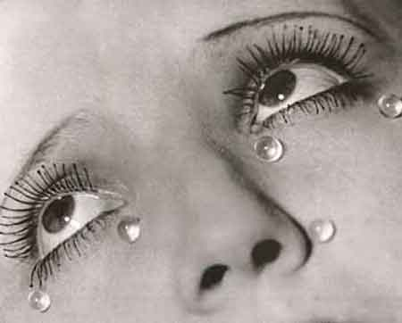Tears by Man Ray