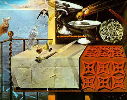 Table by Salvador Dali
