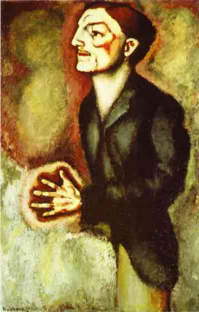 Portrait of Dr R Dumouchel 1910 by Marcel Duchamp