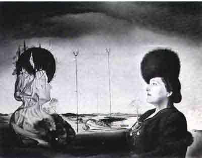 Portrait of Frau Isabel Styler-Tas 1945