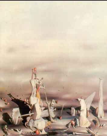 Le palais aux rochers de fenetres 1942