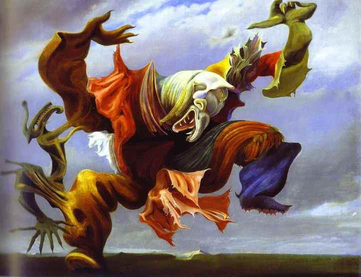 ... on Pinterest   Max Ernst, Paul Klee and Caspar David Friedrich